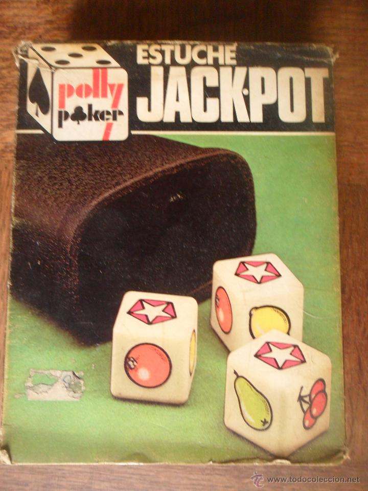 ESTUCHE JACK-POT DE POLLY POKER (Juguetes - Juegos - Juegos de Mesa)