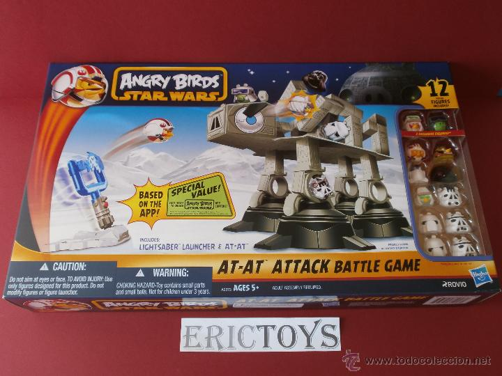 Angry Birds Star Wars Attack Batttle Game H Comprar Juegos De