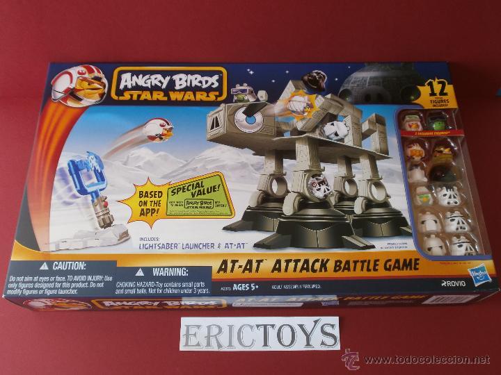 Angry Birds Star Wars Attack Batttle Game H Comprar Juegos De