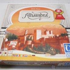 Juegos de mesa: JUEGO MESA ALHAMBRA , QUEEN GAMES 2003. Lote 51526165