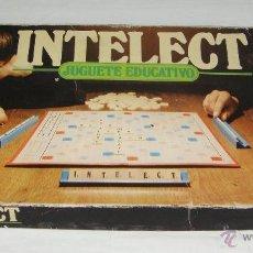 Juegos de mesa: JUEGO INTELECT DE LA MARCA CEFA. AÑOS 70.. Lote 51529342