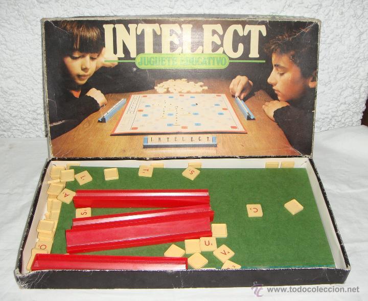 Juegos de mesa: Juego Intelect de la marca CEFA. AÑOS 70. - Foto 2 - 51529342