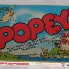 Juegos de mesa: JUEGO DE FAMILIA, POPEYE, DE PARKER, EN CAJA. CC. Lote 72833467