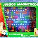 Juegos de mesa: JUEGO MAGNETICO = COME - COCOS = DE CHICOS, EN CAJA CON SUS INSTRUCCIONES.. Lote 51577821
