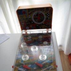 Juegos de mesa: SUPER BILLAR ELECTRICO RIMA FORMULA 1. Lote 51880074
