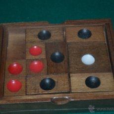Juegos de mesa: JUEGO DE LÓGICA Y HABILIDAD DE MADERA. Lote 52005408