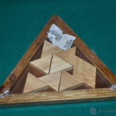 Juegos de mesa: JUEGO DE LÓGICA Y HABILIDAD DE MADERA. Lote 52005469