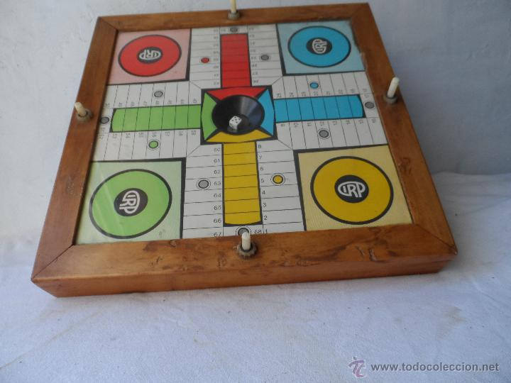juego parchis de madera infansol barcelona