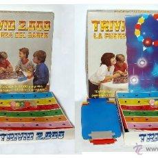 Juegos de mesa: JUEGO DE MESA ANTIGUO TRIVIO 2000. Lote 52288088