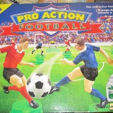 Juegos de mesa: M69 JUEGO PRO ACTION FOOTBALL FUTBOL DE PARKER ANTIGUO DESCATALOGADO AÑOS 90. Lote 52310174