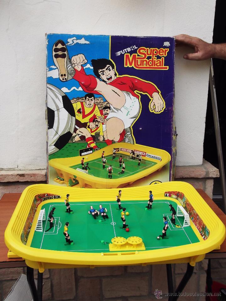 Juegos de mesa: Futbolin Super Mundial de Rima - Foto 2 - 52321473