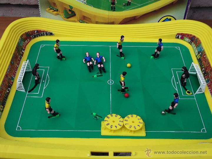 Juegos de mesa: Futbolin Super Mundial de Rima - Foto 4 - 52321473