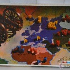 Juegos de mesa: RISK PALITOY * MUY RARO * THE WORLD STRATEGY GAME * JUEGO DE MESA. Lote 145487201