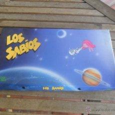Juegos de mesa: JUEGO LOS SABIOS DE STAR TOYS. Lote 52427065