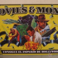 Jeux de table: MOVIES AND MONEY - JUMBO - 1998. Lote 52470802