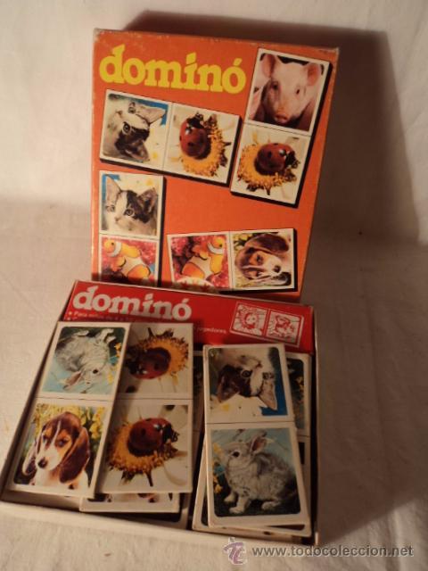 Juego Mesa Anos 70 80 Juego Domino Comprar Juegos De Mesa