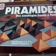 Juegos de mesa: JUEGO PIRAMIDE -GEYPER-. Lote 52693600