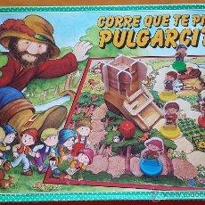 Juegos de mesa: CORRE QUE TE PILLO PULGARCITO, DE JUEGOS EDUCA AÑOS 70 EN BLISTER CERRADO. JUEGO EDUCATIVO DE MESA. Lote 52720117