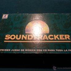 Juegos de mesa: SOUNDTRACKER - EL PRIMER JUEGO DE MÚSICA CON CD PARA TODA LA FAMILIA - BORRAS 1994. Lote 52722732