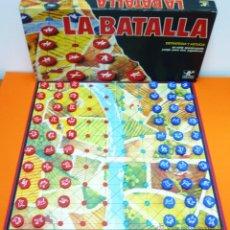 Juegos de mesa: LA BATALLA- BORRAS- JUEGO DE MESA. Lote 52770207