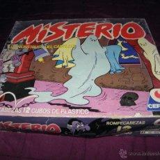 Juegos de mesa: MISTERIO LOS MONSTRUOS DEL CASTILLO - ROMPECABEZAS - DE CEFA. Lote 52802529