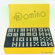 Juegos de mesa: DOMINO 9X9 MADE IN GERMAN DEMOCRATIC REPUBLIC - AÑOS 60`. Lote 52835236