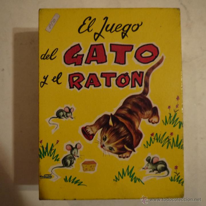 el juego del gato y el raton  juguetes felp   Comprar Juegos de