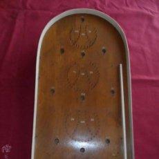 Juegos de mesa: ANTIGUO PIN BALL DE MADERA AÑOS 50 - CORINTHIAN SENIOR. Lote 52917717