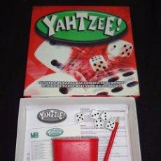 Juegos de mesa: JUEGO DE MESA YAHTZEE - MB - (NUEVO) - CAR69. Lote 52918273