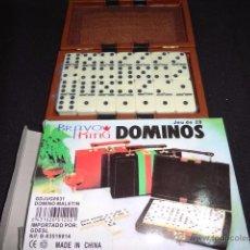 Juegos de mesa: DOMINO - DE VIAJE - CAR69. Lote 52926543