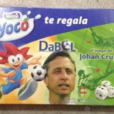 Juegos de mesa: JUEGO DE MESA DABOL. COMPLETO.. Lote 53058014