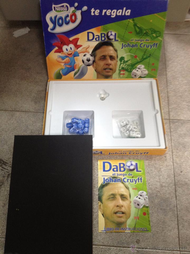 Juegos de mesa: JUEGO DE MESA DABOL. COMPLETO. - Foto 4 - 53058014