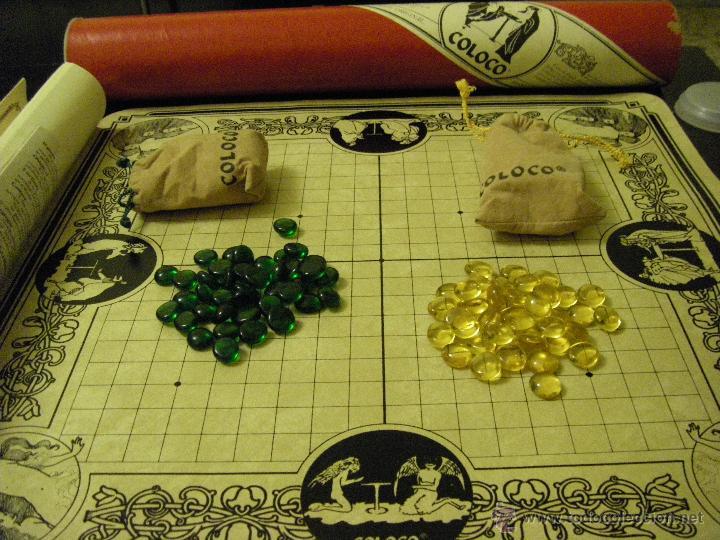 Coloco Juego De Estrategia Comprar Juegos De Mesa Antiguos En