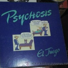 Juegos de mesa: PSYCHOSIS, EL JUEGO. Lote 141452502