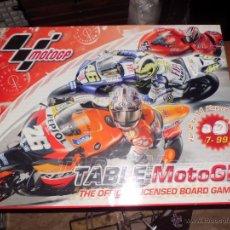 Juegos de mesa: MOTO GP 2007 EL JUEGO DE MESA COMPLETO OFICIAL DORNA MUY BUEN ESTADO DIFICIL. Lote 53157786