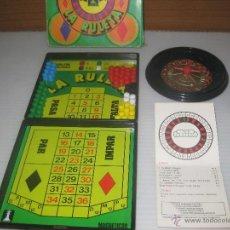 Juegos de mesa: RULETA DE RIMA.. Lote 53208388