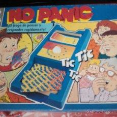 Juegos de mesa: NO PANIC DE MATEL. Lote 53218324