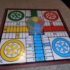 Juegos de mesa: PARCHIS Y OCA POR DETRAS DE LA MARCA VIDAL ---REF-M2ARR. Lote 53276230