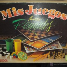 Juegos de mesa: MIS JUEGOS REUNIDOS FAVORITOS.24 JUEGOS.CHICOS.. Lote 53310947