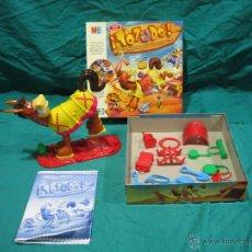 Juegos de mesa: JUEGO TOZUDO DE MB 2007. Lote 53515863