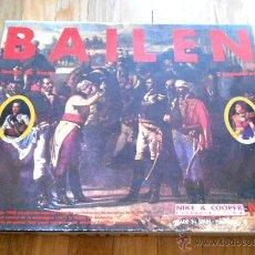 Juegos de mesa: JUEGO WARGAME NAC BAILÉN - NAPOLEÓNICO - 1982 - COMPLETO. Lote 53740048