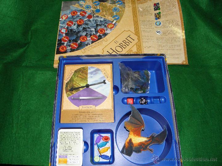 Juegos de mesa: JUEGO EL HOBBIT DE DEVIR - Foto 4 - 53751860