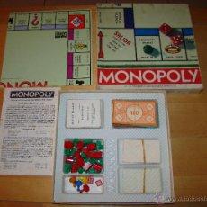 Juegos de mesa: MONOPOLY - EDICIÓN OFICIAL DEL CAMPEONATO MUNDIAL DE MONOPOLY . Lote 53794195
