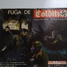 Juegos de mesa: JUEGO DE MESA LA FUGA DE COLDITZ JUEGOS NAC. Lote 60995083