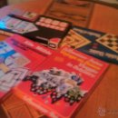 Juegos de mesa: LOTE DE 4 JUEGOS DE MESA ,PARCHIS,DAMAS, MOLINO,VIAJANDO POR SUIZA.AÑOS 70. Lote 53836959