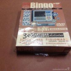 Juegos de mesa: BINGO EN CASA - DVD - CAR92. Lote 57052522