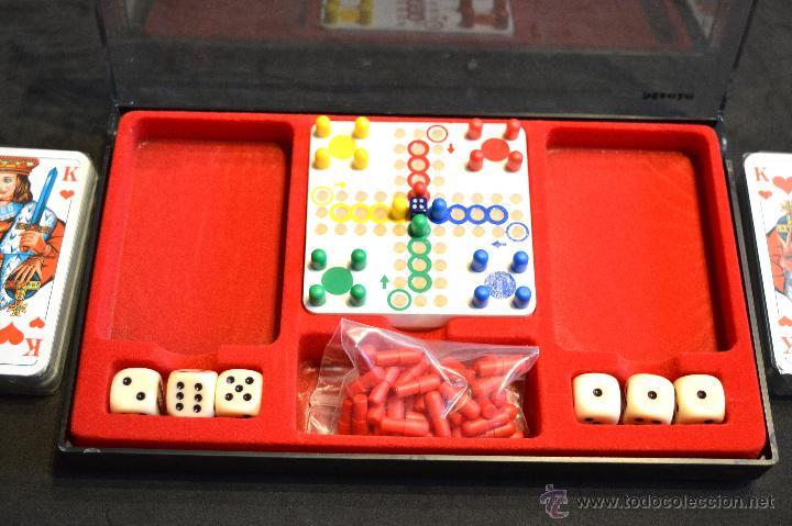 Juegos de mesa: SET ESTUCHE JUEGO MINIPLAY SPIELEMAGAZIN MIELE NUEVO SIN USO - Foto 5 - 53866121
