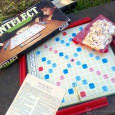 Juegos de mesa: INTELECT - CEFA - JUEGO PRIMEROS 80´S - COMPLETO. Lote 53954305