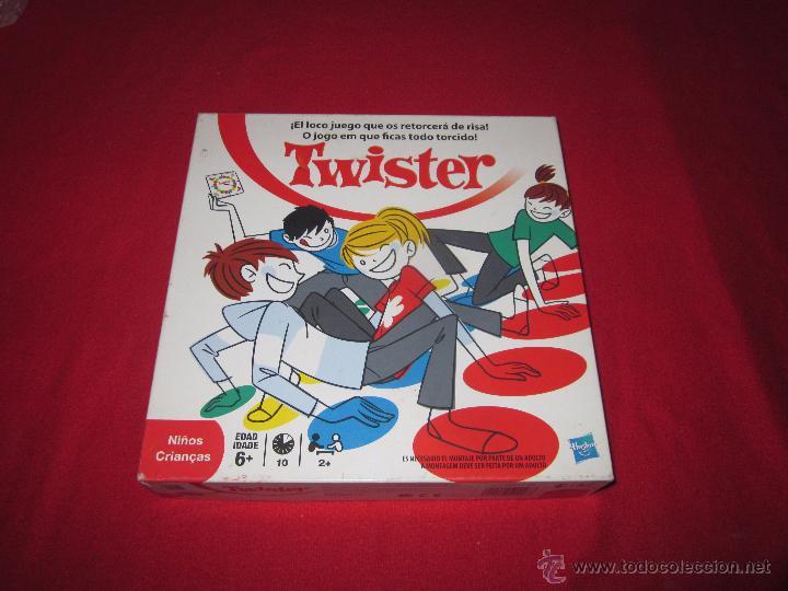 Twister Comprar Juegos De Mesa Antiguos En Todocoleccion 53965021