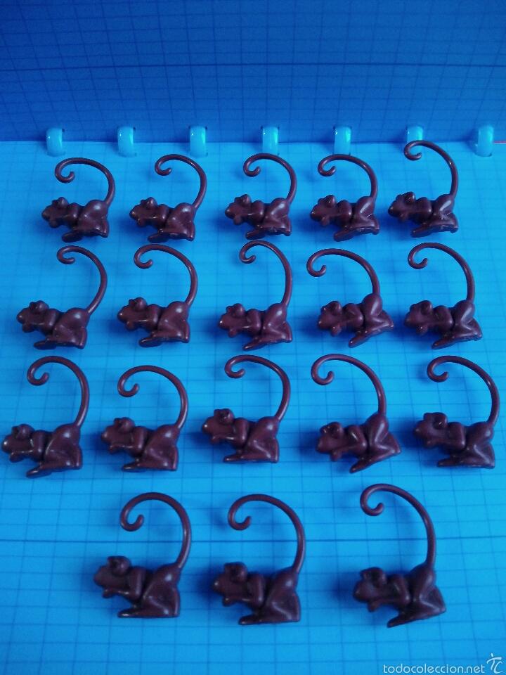 Monos Locos 18 Monitos Repuesto Juego Mesa Mb Comprar Juegos De
